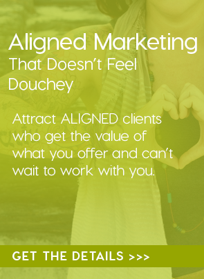 aligned marketing workshop