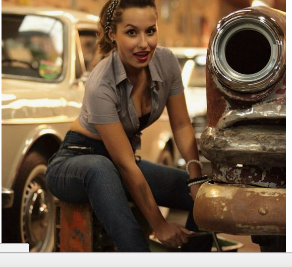 How much do you LOVE when your car needs a mechanic?